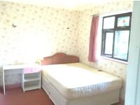 Large double room in Charlton with the Gargen