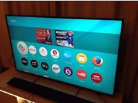 """PANASONIC 55"""" TX-55CX680B SUPER Smart 4K TV,built in Wifi,Freeview HD,Excellent condition"""