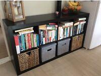 Ikea Kallax bookcase/sideboard
