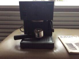Krups 962 Novo 2100 Plus Espresso Latte Cappuccino Coffee Maker