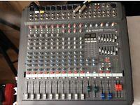 Dynacord pa system disco karaoke ev electrovoice sx 300 solo singer or band
