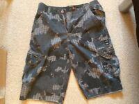 Quicksilver and O'Neill 3/4 length shorts ****REDUCED****