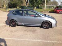Honda civic type r ep3 air con version.