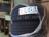 Hankook Vensos 2 New 195x 50 R15 82V