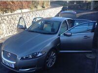 Jaguar XF Premium Luxury, 2.2 litre.