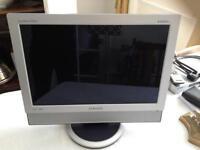 Samsung LCD TV Monitor