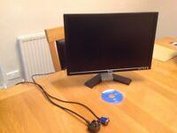 Dell E228 WFP 22ins LCD Monitor