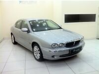 JAGUAR X-TYPE 2.5 V6 SE (AWD) 4dr - 12 MONTH MOT - SERVICE HISTORY - £0 DEPOSIT LOW RATE FINANCE