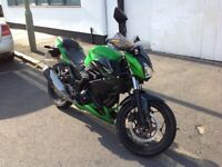 KAWASAKI Z300 COMES FULLY SERVICED NEW CHAIN NEW SPROKETS 12 MONTHS MOT