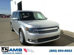 2015 Ford FleX Limited AWD 3.5L Moonroof Navigation Heated Steer