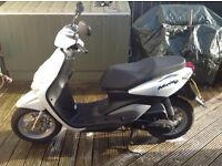 Yamaha Neos 50cc scooter 2014 model