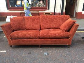 Large 2 Seater Sofa : FREE GLASGOW DELIVERY
