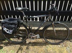 Trek 7300 touring, hybrid, commuter road bike