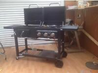 Brand new barbecue
