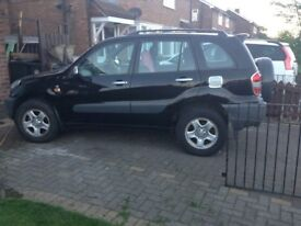 Toyota Rav 4 for sale in excellent condition