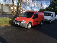 Ford transit connect short wheelbase MOT ready to be go