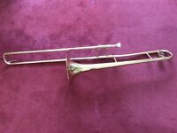 trombone for sale in good condition