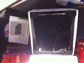 Xbox 360 complete with box and instructions