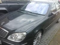 "Amg 19""wheels fully loaded excellent condition cheap road tax"