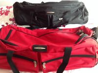 Two Jeep soft suitcases ideal for travelling. As new and well under value.