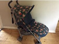 PRETTY Maclaren Quest Cath Kidston pushchair