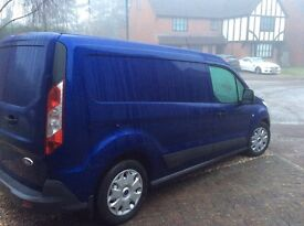 Ford Transit Connect, Blue, 2014 - Sorry SOLD