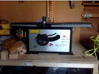 10inch Bench Table Saw