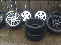 Saxo VTS Wheels