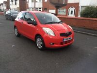 2006 Toyota Yaris 1.0 3dr hatchback petrol manual lady owner low mileage full service history £1295