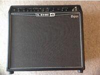 Line 6 Spider Valve 112 hybrid valve Guitar Amp, Mk 1 version, 40watts