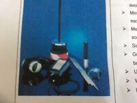 Aquascope 3 , water leak detection machine