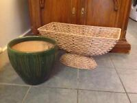 Plant pot and plant holder