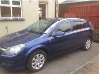 2005 Vauxhall Astra 1.7 cdti full mot today
