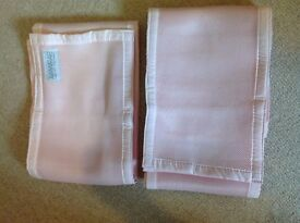 Airwrap Cot Bumpers - pink