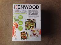 Brand new kenwood spiralizer