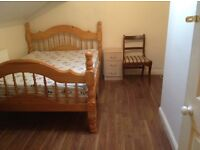 two double rooms available now, bills included