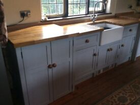 Olive Branch kitchen units