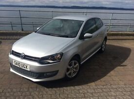 *2010* VW POLO * 1.2 MODA * M.O.T * NEW SHAPE FACELIFT * ALLOY WHEELS * A/C *