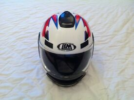 Motorcycle Helmet - Safety Certified