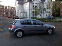 Vauxhall astra1.4