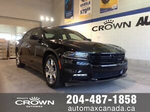 2016 Dodge Charger SXT AWD *Foglights/Alloys/USB*