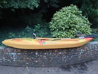 Kayak . Teksport 290 in superb condition due very little use.