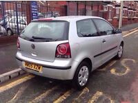 Volkswagen Polo 1.2 ( 55PS ) 2006MY E 12 MONTHS MOT ONLY 74,000 MILES FROM NEW