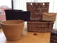 Four Baskets