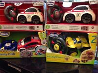 Chicco remote controlled cars