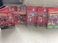 Liverpool FC Annuals