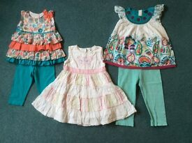 Bag of girls clothes (18 - 24 months)