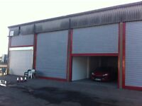 WORKSHOPS / INDUSTRIAL STORAGE UNITS TO RENT / YARD SPACE TO RENT - All business types considered.