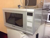 Panasonic microwave NN-ST462M with 3 month warranty