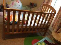 Child cot